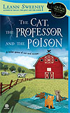 leann sweeney's the cat, the professor and the poison